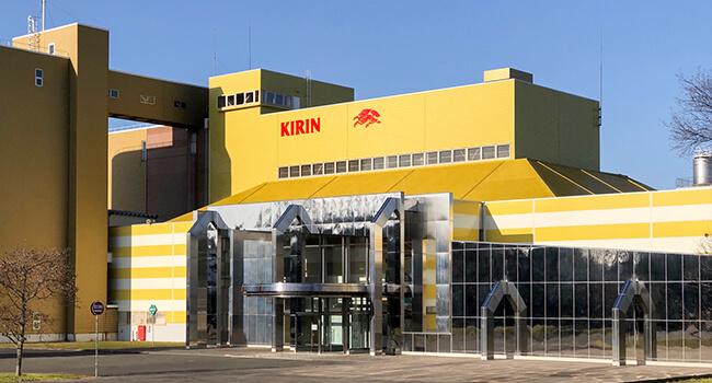 キリンビール株式会社北海道千歳工場